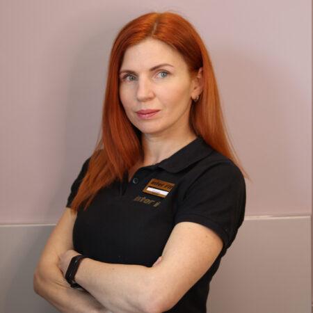 Новосёлова Елена